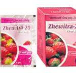 Zhewitra Oral Jelly – 20