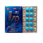 Männlicher Erektionsmittel V9